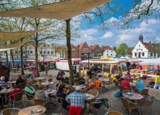 Lingener Pöttemarkt Foto-Quelle: Stadt Lingen