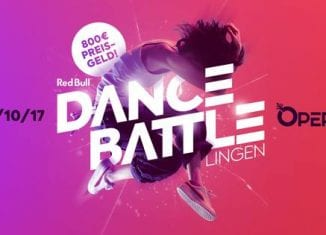 Red Bull Dance Battle im Opera Lingen