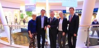 Zehn Jahre Lookentor Lingen Foto-Quelle: KLAAS Management GmbH & Co. KG