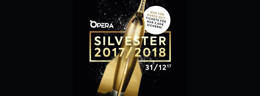 Silvester im Opera Lingen