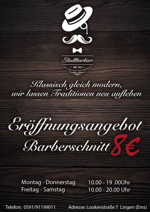Stadtbarbier in Lingen