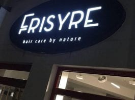 Frisyre - hair care by nature