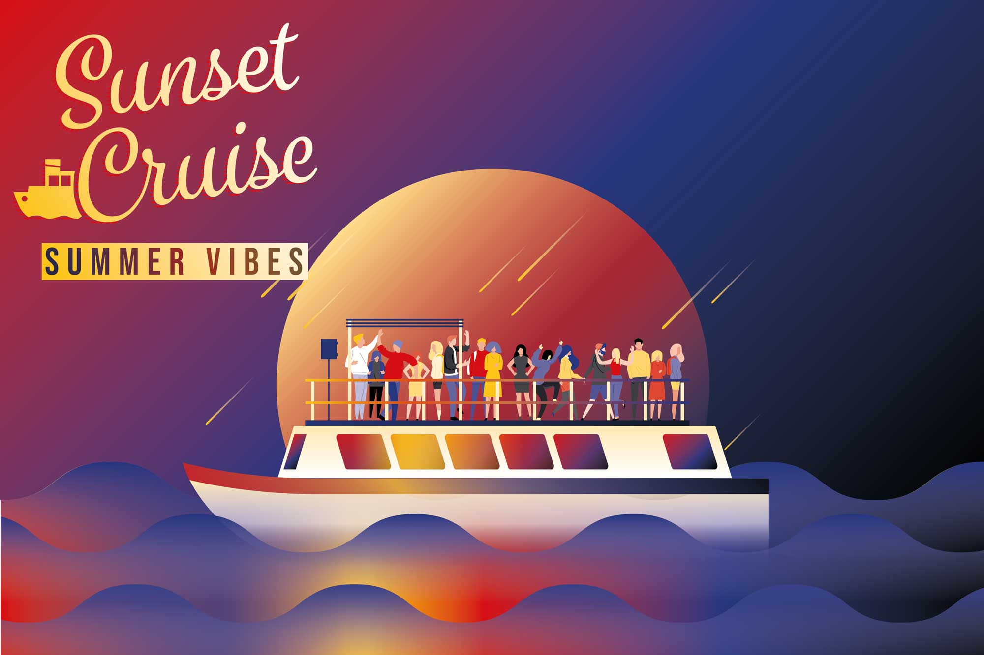 Sunset Cruise 2019